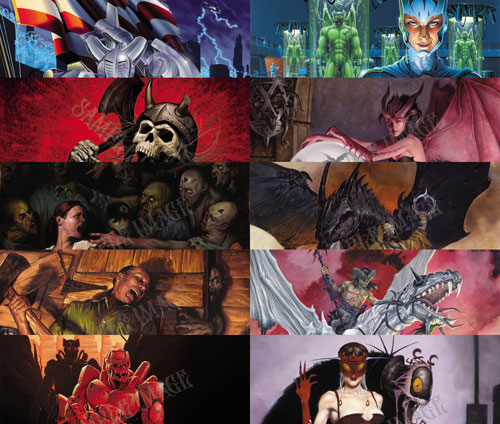 Red Duke Games Playmats Kickstarter