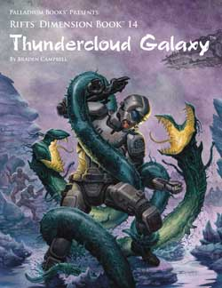 Rifts Dimension Book 14: Thundercloud Galaxy