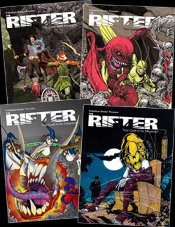 The Rifter Subscription