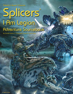 Splicers I Am Legion