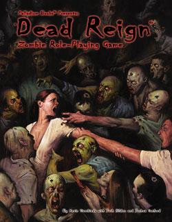 Dead Reign RPG Hardcover