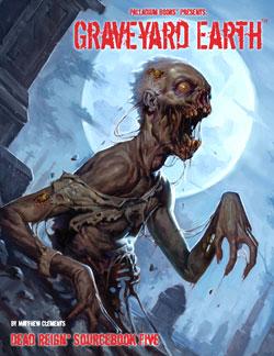 Dead Reign Graveyard Earth