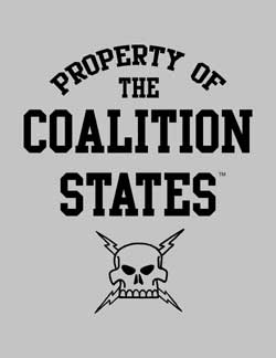 Property of the Coalition T-Shirt