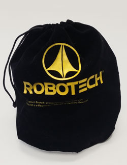 Robotech Dice Bag - Black