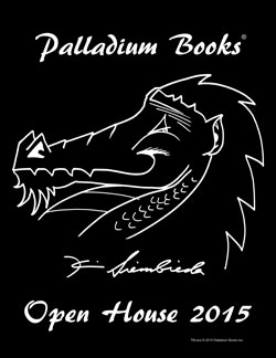 2015 Open House Dragon T-Shirt