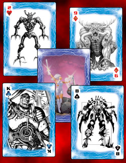 Rifts Poker Deck 2