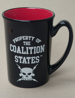 Property of the Coalition 16 Ounce Coffee Mug