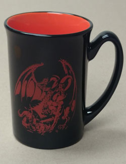 Palladium Fantasy Dragon 16 Ounce Coffee Mug