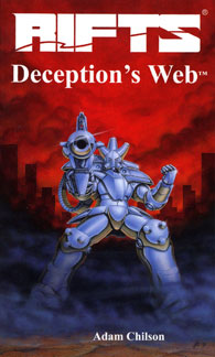Rifts Deception's Web