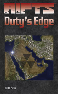 Rifts Duty's Edge Novel