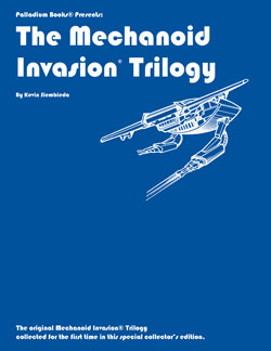 The Mechanoid Invasion Trilogy