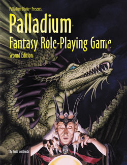 Palladium Fantasy RPG Hardcover