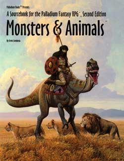 Monsters & Animals