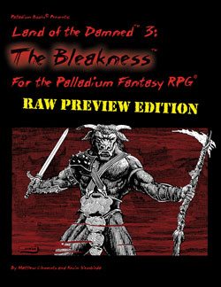 The Bleakness Raw Preview