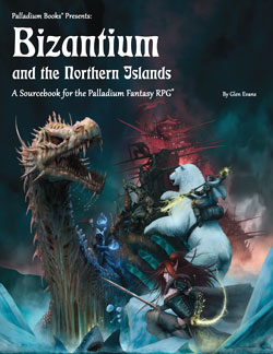 Bizantium and the Northern Islands