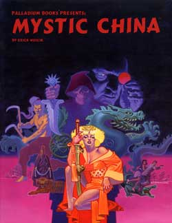 Mystic China