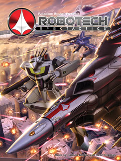 Robotech RPG Tactics Rulebook