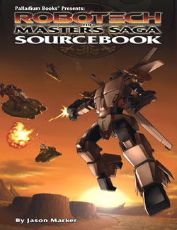 Robotech The Masters Saga Sourcebook