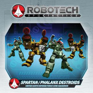 UEDF Spartan/Phalanx Destroids