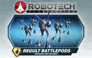 Zentraedi Regult Battlepods