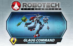 Zentraedi Glaug Command Pack