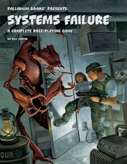 Systems Failure RPG