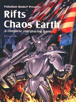 Rifts Chaos Earth RPG