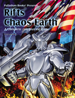 Chaos Earth RPG Hardcover