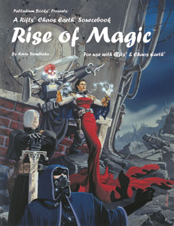 Chaos Earth Rise of Magic