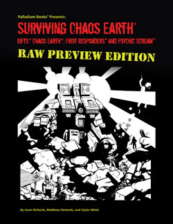 Surviving Chaos Earth Raw Preview