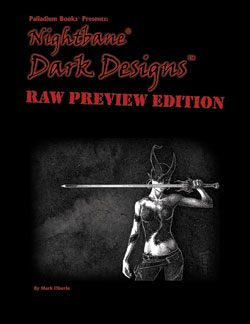 Nightbane Dark Designs Raw Preview