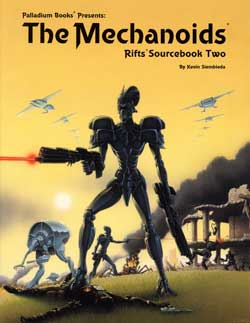 Rifts Mechanoids Sourcebook