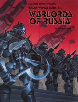 Rifts Warlords of Russia