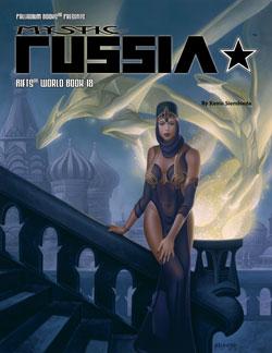 Rifts Mystic Russia