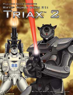 Rifts Triax 2