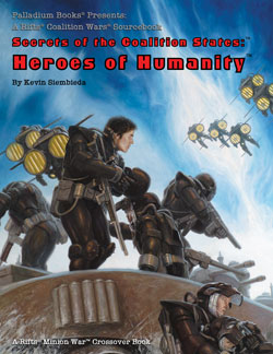 Coalition States Heroes of Humanity