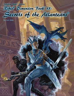 Rifts Secrets of the Atlanteans