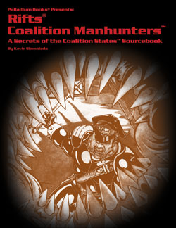 Rifts Coalition Manhunters