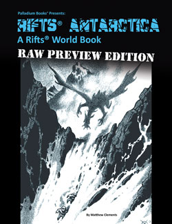 Rifts Antarctica Raw Preview