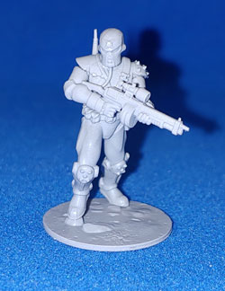Rifts CS Firebreather Dead Boy 32mm Resin Miniature