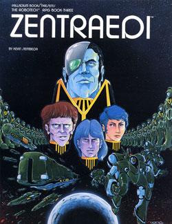 Robotech Zentraedi Sourcebook