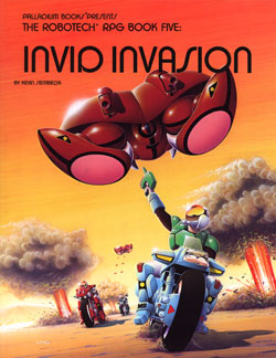 Robotech Invid Invasion