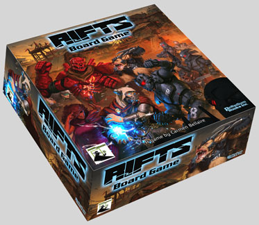 Rifts Board Game