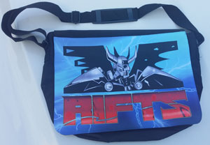 Rifts Extreme Logo Reporter's Bag