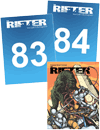 The Rifter 3 Issue Short Subscription